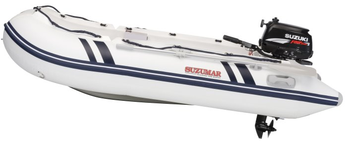 Suzumar rubberboot